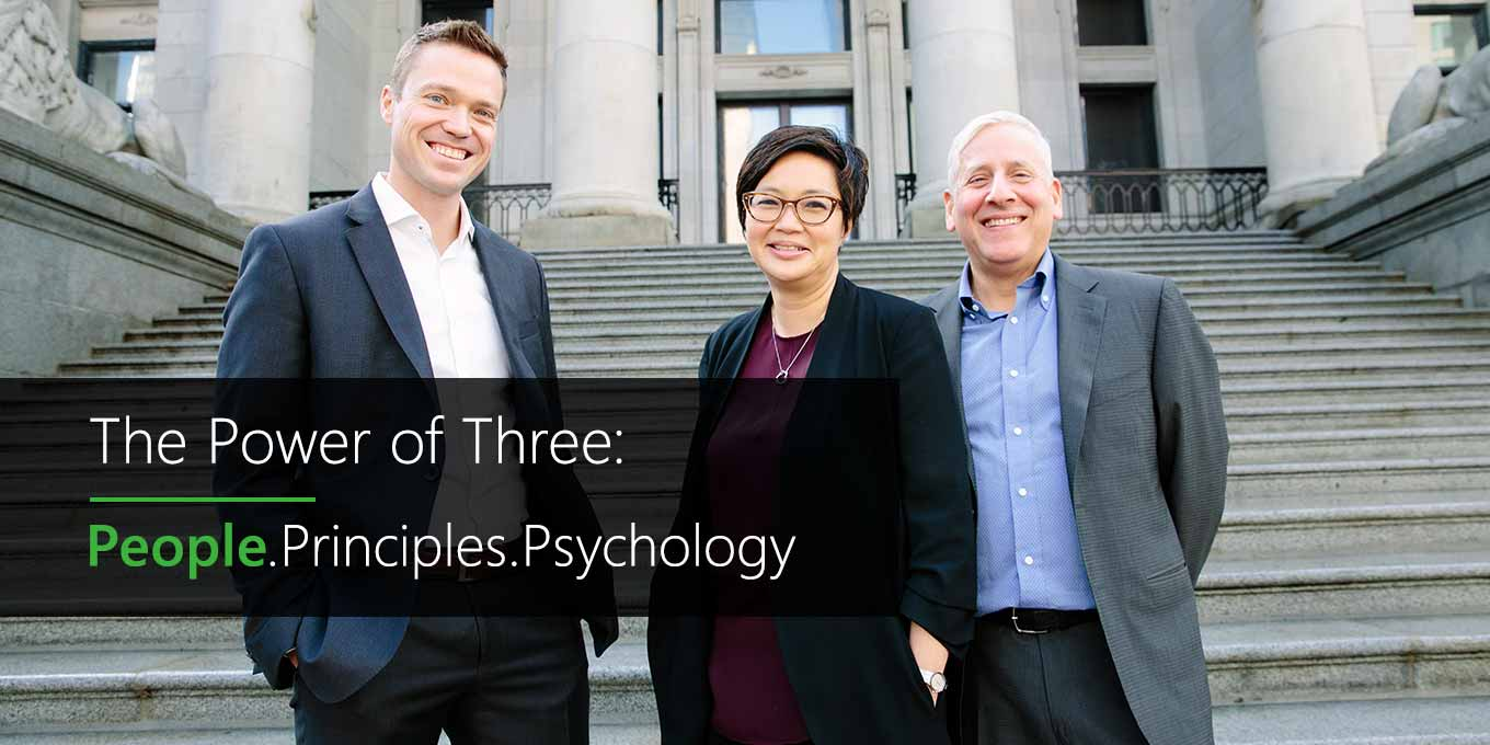 The Power of 3 – People