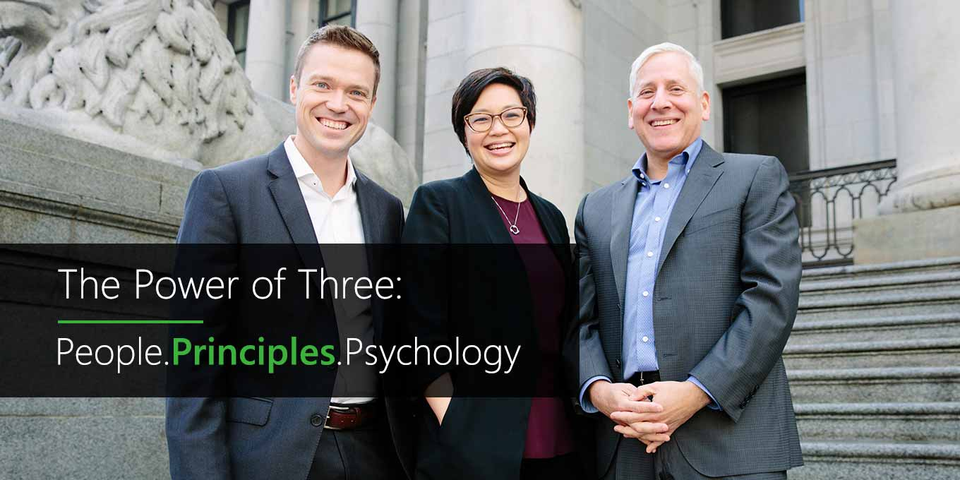 The Power of 3 – Principles