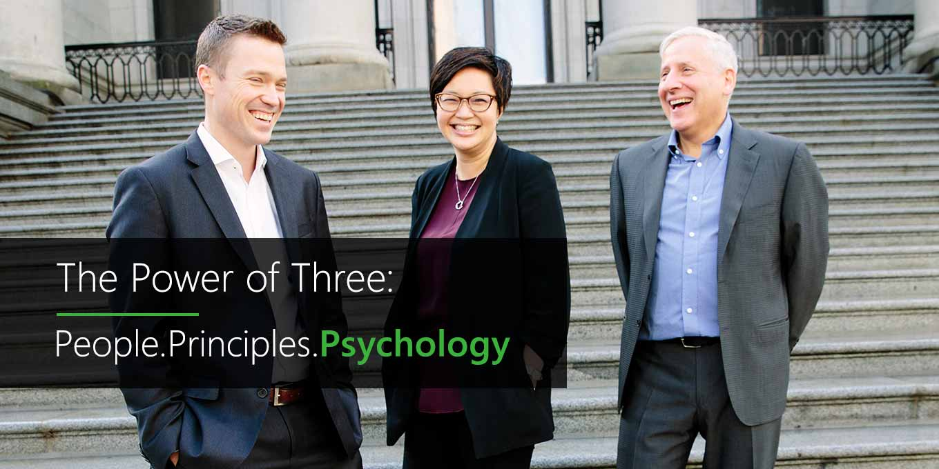 The Power of 3 – Psychology