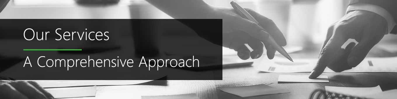 Our Services - A Comprehensive Approach