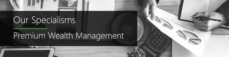 Our Specialisms - Premium Level of Management
