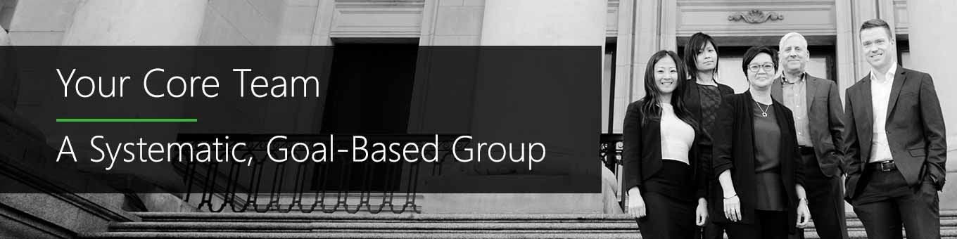 Your Core Team - A Systematic, Goal-Based Group